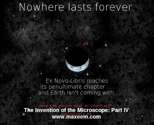 Ex Novo Libris Part 10