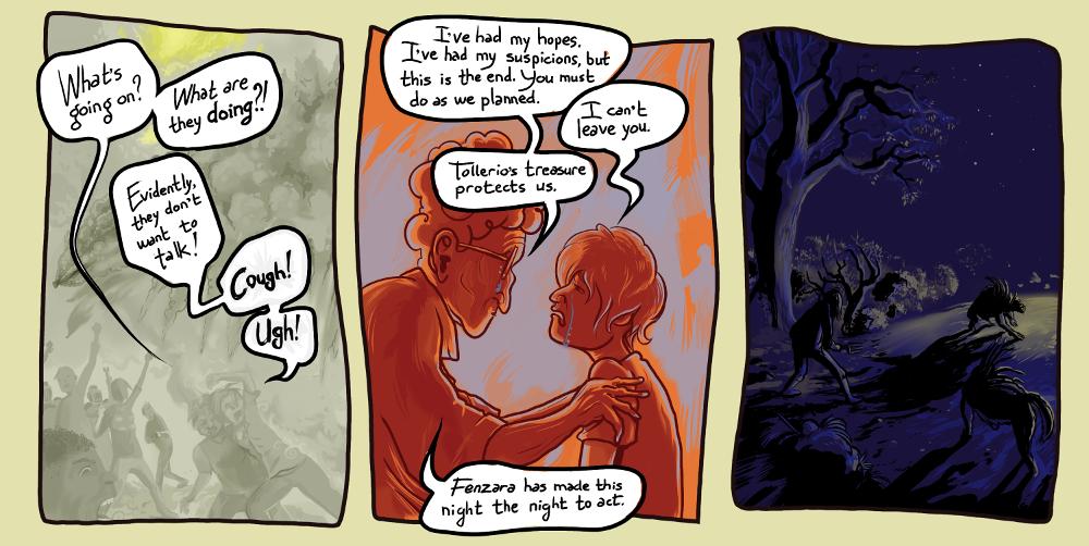 1: Strange Companions (26.3)
